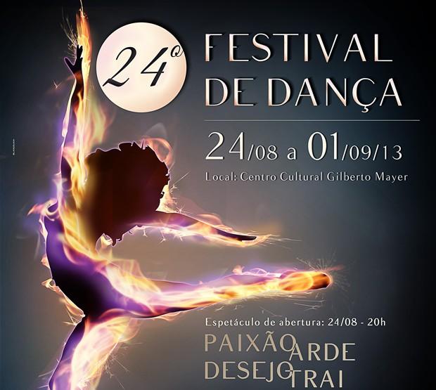 Festival traz espetáculos com entrada gratuita e várias oficinas (Foto: Divulgação)