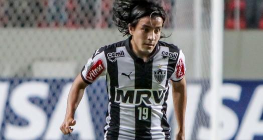 """""""é o 10 clássico"""" (Bruno Cantini/Flickr do Atlético-MG)"""