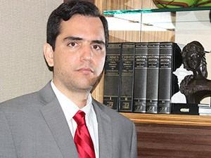 Advogado Flaviano Gama venceu ação contra a União (Foto: Flaviano Gama/Arquivo pessoal)