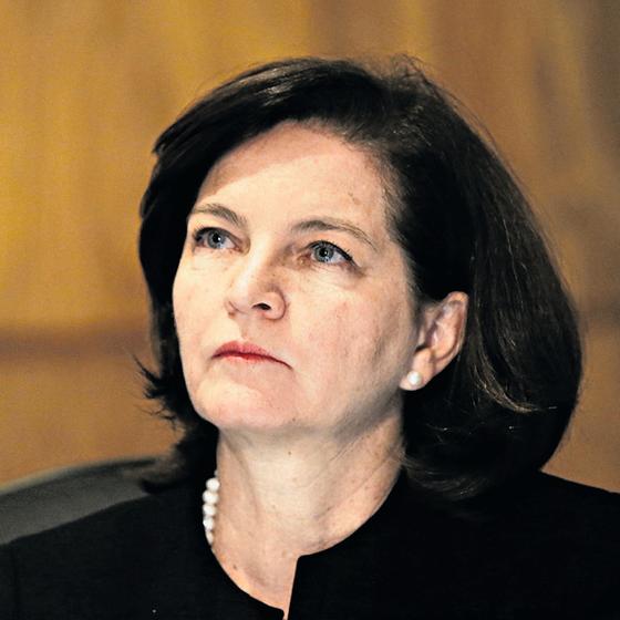 Raquel Dodge,indica futura procuradora-geral da República.Seu perfil pode atrapalhar novas delações (Foto: Zanone Fraissat/Folhapress)