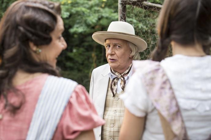 Pandolfo tem revelação sobre a fazenda (Foto: Ellen Soares/Gshow)