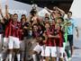 Impiedoso, San Lorenzo goleia Boca e fatura a Supercopa da Argentina