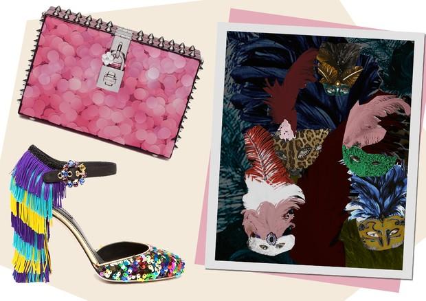 Dolce&Gabbana - Especial Carnaval (Foto: Reprodução)