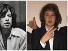 Lucas Jagger chama atenção pela semelhança com o pai Mick Jagger