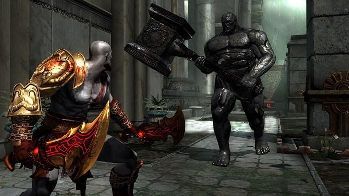 God of War 3. (Foto: Divulgação)