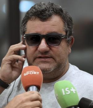Mino Raiola agente (Foto: AFP)