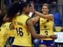 Em 1º passo rumo aos Jogos, Brasil espanta frio e vence Rep. Dominicana