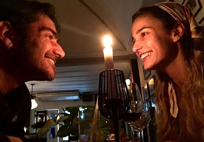 Atriz fala sobre projetos com o marido Vinícius Coimbra, diretor artístico na Globo (Foto: Arquivo Pessoal)