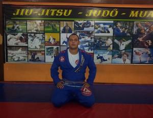 Maranhense Carlos Cutrim foi bronze no Sulamericano de jiu-jitsu (Foto: Arquivo pessoal/Carlos Cutrim)