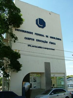 Campus Educação Física da UFU em Uberlândia (Foto: Divulgação/Dirco/UFU)