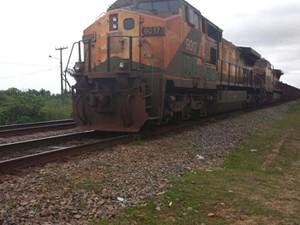 MP combate embarque clandestino de crianças e adolescentes no trem da Vale (Foto: Divulgação / MPE)