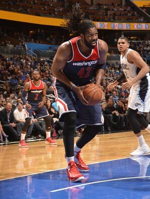 Nenê Washington x Orlando NBA (Foto: Getty)
