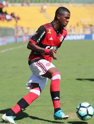 Vinicius Junior Flamengo (Foto: Gilvan de Souza / Flamengo)