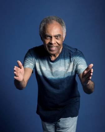 Gilberto Gil terá sua obra revisitada em evento que agita o verão carioca (Foto: Divulgação)