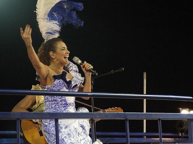 6f483a0a9f Daniela Mercury no carnaval de Salvador (Foto  Leo Franco   AgNews)