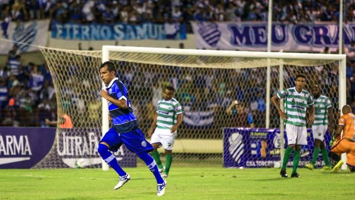 CSA x Altos, no Rei Pelé (Foto: Ailton Cruz / Gazeta de Alagoas)