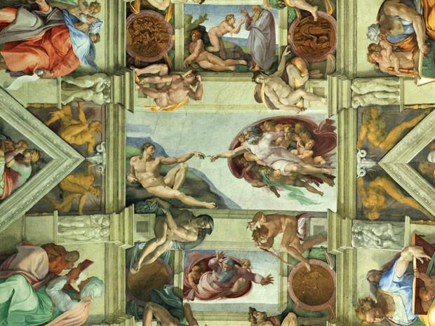 Resultado de imagem para fotos e imagens da capela sistina