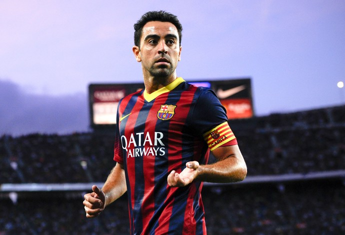 Xavi Barcelona (Foto: Getty Images)