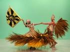 Escolas de samba do Rio gravam vinheta de carnaval da TV Globo pelo segundo dia