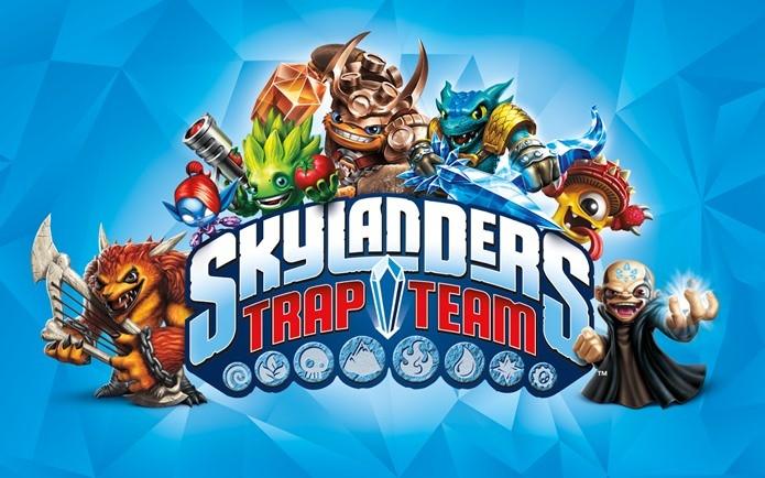 Skylander Trap Team mistura brinquedos e videogame (Foto: Divulgação)