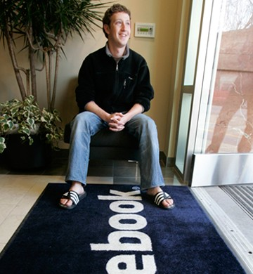 Mark Zuckerberg, CEO do Facebook (Foto: AP Photo)