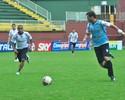 Lateral Rodrigo Alvim e atacante Vanderlei deixam o Joinville