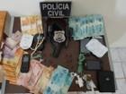 Quatro pessoas são presas em ação contra tráfico de drogas no Norte do PI