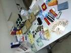 Homem é preso levando 4 quilos de drogas em carro blindado em MG