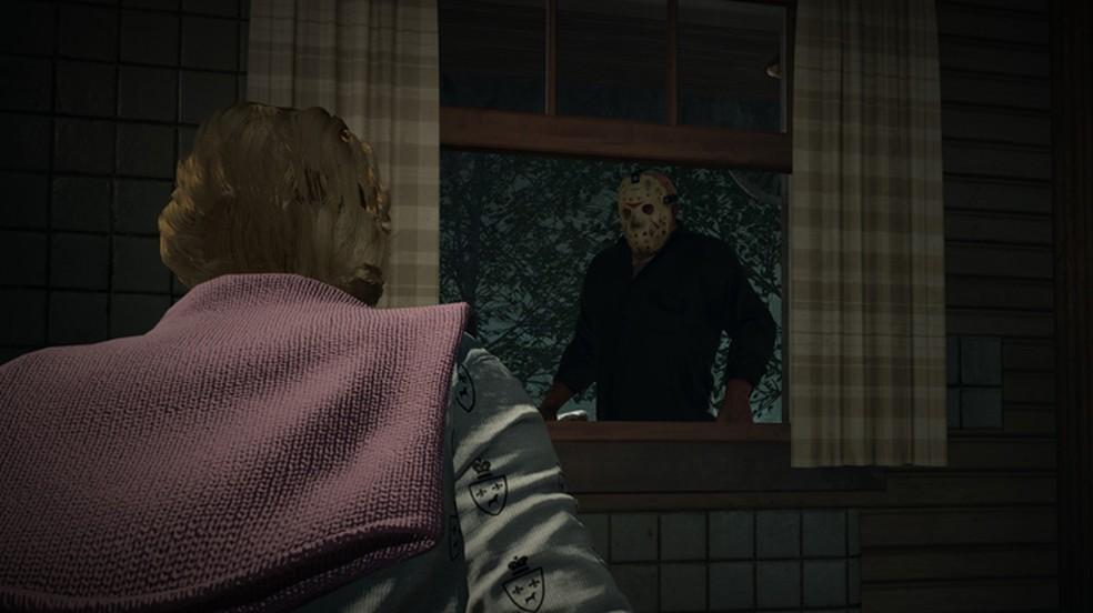 Em Friday the 13th: The Game, o desafio de sobreviver à Jason na Sexta-Feira 13 é colocado na mão dos jogadores (Foto: Reprodução/Eurogamer)