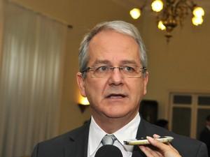 Cesar Colnago assume governo durante licença de Hartung (Foto: Fernando Madeira/ A Gazeta)