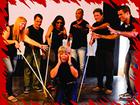 Peça sobre rotina dos deficientes visuais é encenada em Angra, RJ