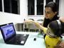 Aluna da Unifor cria jogo que ajuda na reabilitação de crianças com paralisia cerebral
