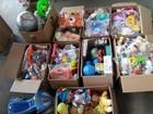 Hospital do Câncer de Uberlândia promove bazar do Dia das Crianças