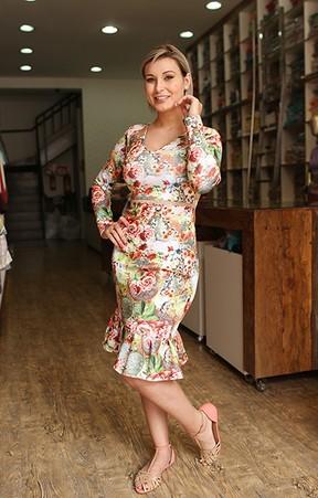 Evangélica, Andressa Urach mostra seus novos looks (Foto: Iwi Onodera / EGO)