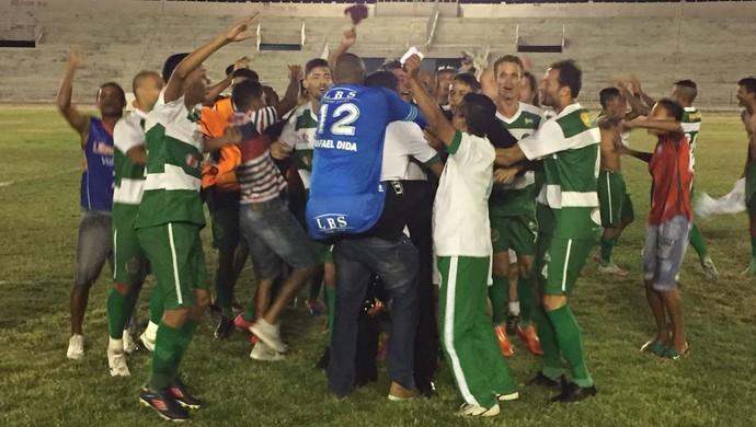Serrano-PB x Femar, Amigão (Foto: Silas Batista / GloboEsporte.com)