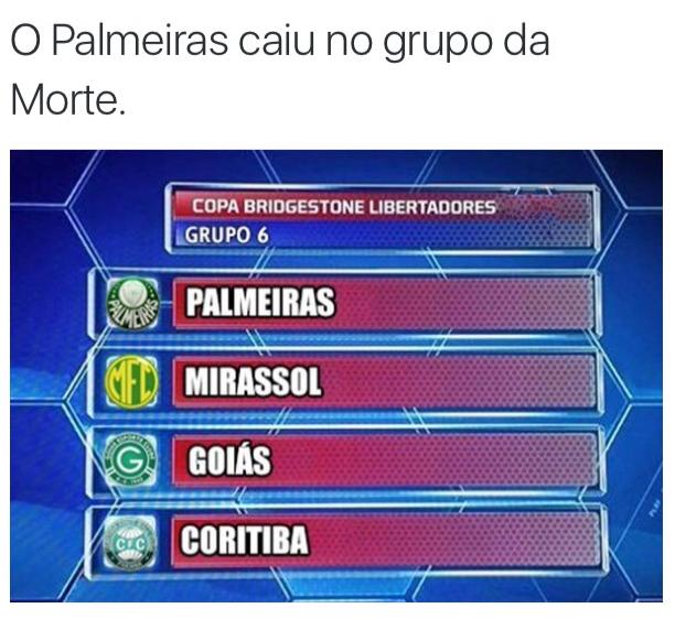 Zoeira Libertadores
