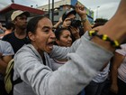 Adolescente morre durante onda de protestos e saques na Venezuela