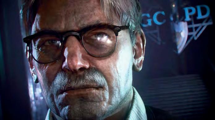 Comissário Gordon terá que proteger seus policias que ainda estão em Gotham (Foto: All Games Beta)