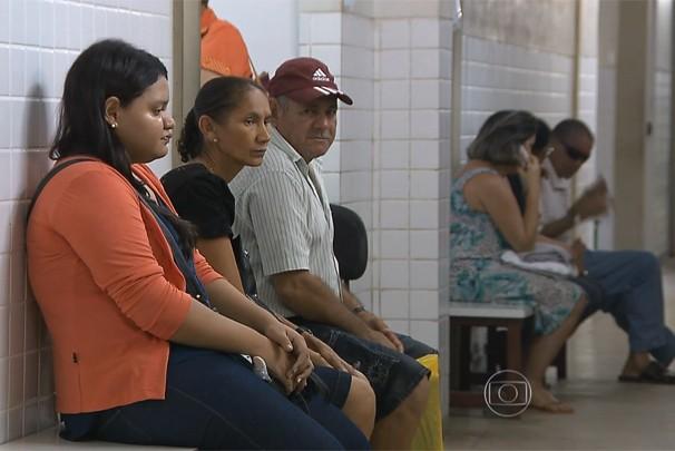 Greve no HU (Foto: Divulgação)