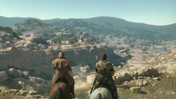 Metal Gear Solid V (Foto: Reprodução/Thiago Barros)