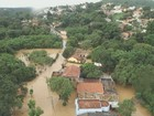 Alagamento pode comprometer o fornecimento de água em Campinas