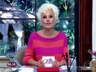 Ana Maria manda mensagem a Luciano Huck e Angélica: 'Deus ajudou'