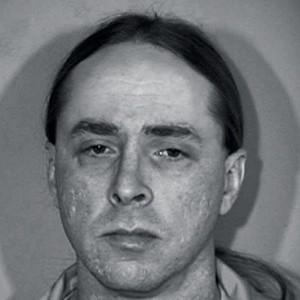 ...TALFILHO Jeffrey Landrigan (numa foto de 2010) era filho biológico de Darrel Hill, mas nunca o conheceu. Adotado por uma família rica, entrou para a vida criminosa e também foi condenado à morte (Foto: Reprodução)