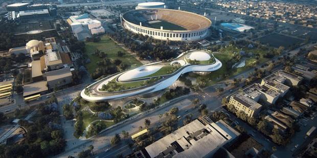 George Lucas ganha museu em Los Angeles (Foto: Reprodução)