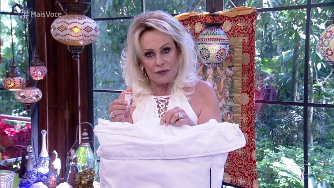 Simpatia do travesseiro (Foto: TV Globo)