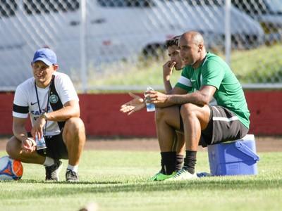 Deivid Robinho Coritiba (Foto: Divulgação / Site oficial do Coritiba)