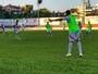 Ramon testa zagueiro como volante antes de jogo contra o Villa Nova-MG
