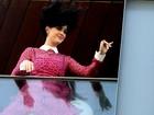 No Rio para fazer divulgação de filme, Katy Perry faz a festa de fãs famosos e anônimos