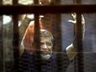 Corte do Egito adia confirmação de sentença de morte para Morsi