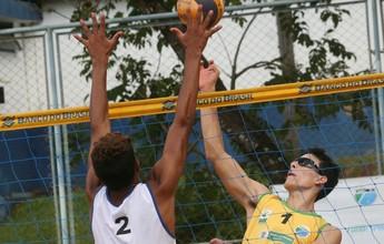 Campo Grande recebe 4ª etapa do circuito estadual de vôlei de praia